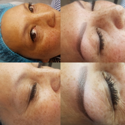 Eyebrow Design from Shaping to Tattoo